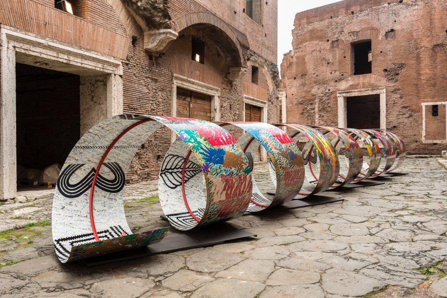 Foro di Traiano a Roma